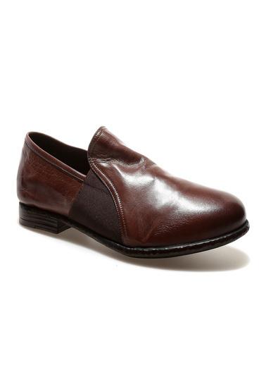 Giuseppe Mengoni Ayakkabı Kahve
